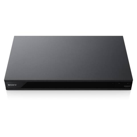 Sony UBP-X800 4K Ultra HD Blu-ray Disc Player - Black