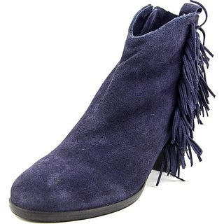 Matisse Cloey Round Toe Suede Ankle Boot