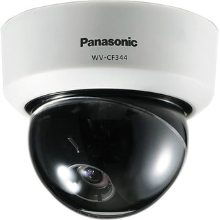 Panasonic WV-CF344 Panasonic WV-CF344 Day/Night Fixed Dome Camera
