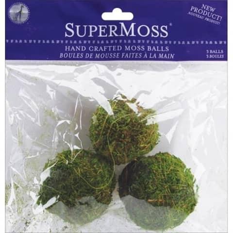 """Supermoss FS21806 Moss Balls 2.5"""""""