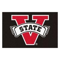 NCAA Valdosta State University  Blazers Starter Mat Rectangular Area Rug