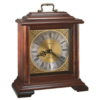 Link to Howard Miller Medford Classic, Traditional, Old World, Chiming Mantel Clock with Silence Option, Reloj del Estante Similar Items in Decorative Accessories