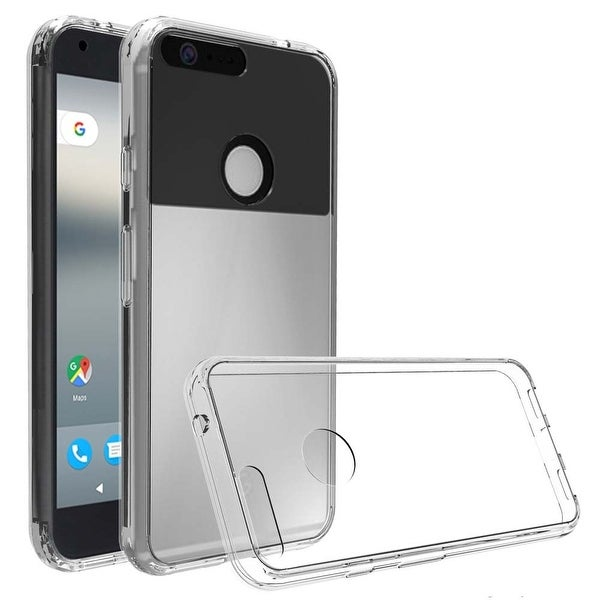 KuKu Mobile Acrylic Case for Google Pixel XL (Clear)
