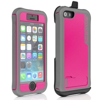 Every1 Series Rugged Case for iPhone 5 w/ Kickstand, Holster & Built-in Screen Protector