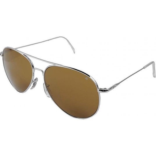 b67f656ede Shop American Optical General Wire Spatula 52 Silver Cosmetan Sunglasses  30575 - Free Shipping Today - Overstock - 15279874