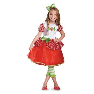 Strawberry Shortcake Deluxe - Red