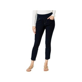 Jag Jeans Womens Amelia Jeggings High Ris Slim