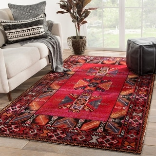 Link to The Curated Nomad Deanna Indoor/ Outdoor Tribal Area Rug Similar Items in Transitional Rugs