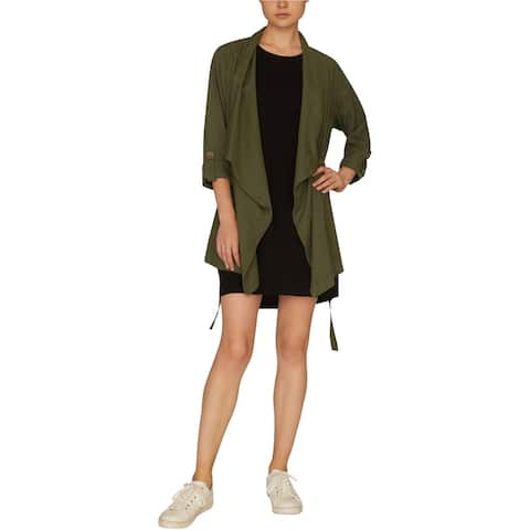 Sanctuary Clothing Womens On the Go Jacket, green, X-Large