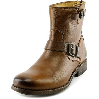 Frye Tyler Engineer Men  Round Toe Leather  Boot