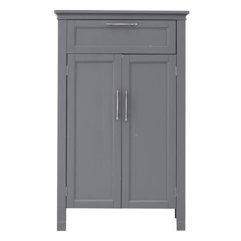 FCH A Smoke Double Door Cabinet Gray