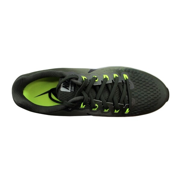 Shop Nike Men's Air Zoom Pegasus 34 WhiteBlack Gym Red