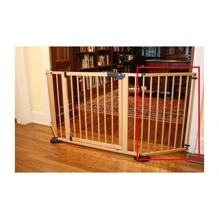 """Cardinal Gates VersaGate Hardware Mounted Pet Gate Extension Wood 20"""" x 30.5"""""""