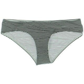 Zimmermann Womens Striped Full Coverage Swim Bottom Separates