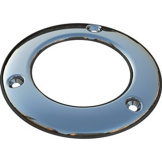 Mate Series Stainless Steel Cap F Round Plastic Rod Holders