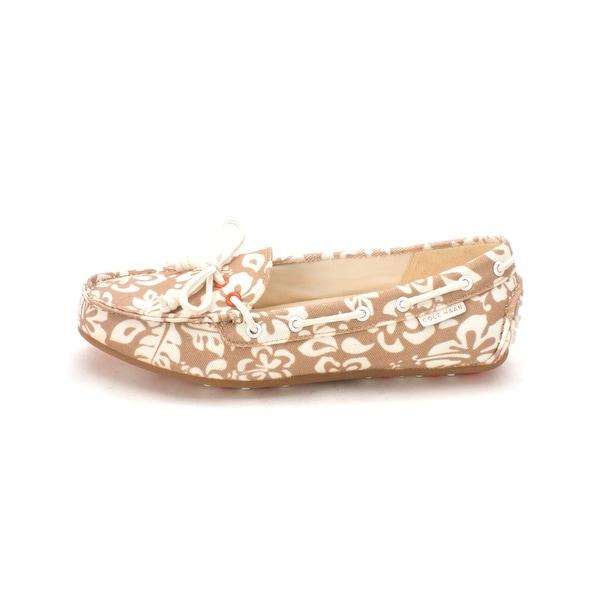 Cole Haan Womens Latashasam Closed Toe Boat Shoes - 6