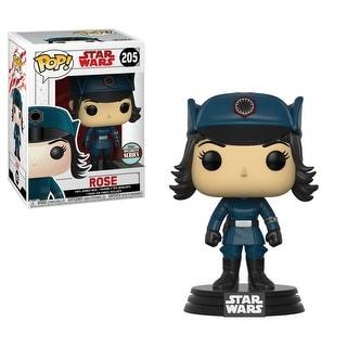 FunKo POP! Star Wars The Last Jedi Rose (Disguise) Specialty Series Figure