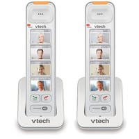 VTech SN6307(2 Pack) Cordless Handset with Photo Speed Dial & HD Voice Clarity