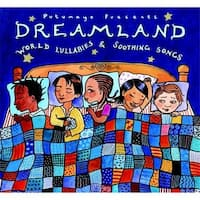 Putumayo World Music 1386407 Kids Dreamland CD