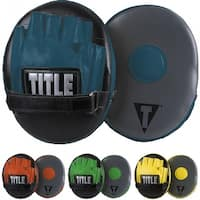 Title Boxing Electric Cobra 2.0 Micro Punch Mitts