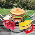 Revolving Burger Condiment Caddy - Thumbnail 0