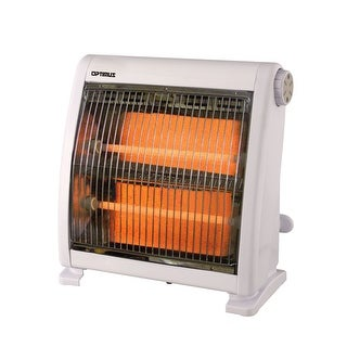 Optimus H5511 400/800 W Infrared Quartz Radiant Heater