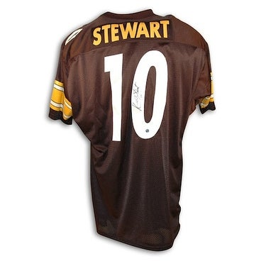 40a6fde21 Shop Autographed Kordell Stewart Pittsburgh Steelers Throwback Jersey -  Free Shipping Today - Overstock.com - 13075522