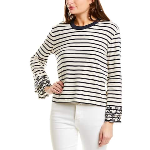 Madewell Tier-Sleeve Top
