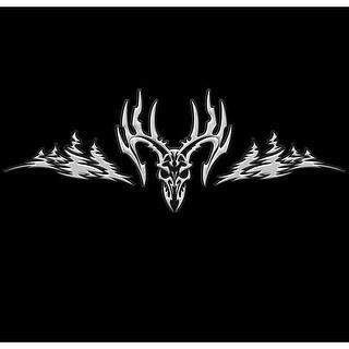 Legendary Whitetails Intimidator Deer Truck Window Decal