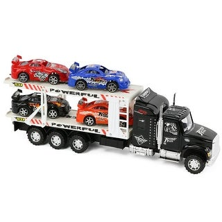 Lollipop Truck City Set