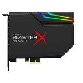 Creative Labs Sound Card 70SB174000000 SB1740 SOUND BLASTERX AE-5 WW Black Retail