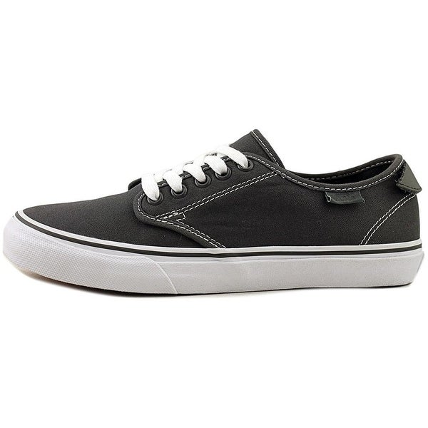 e908e7ba1b Vans Womens Camden Deluxe Canvas Low Top Lace Up Fashion Sneakers ...