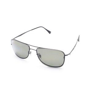 Ray-Ban Rimless Pilot Sunglasses  Silver - Small