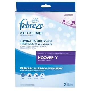Febreze 22V81 Hoover Y Replacement Vacuum Bag