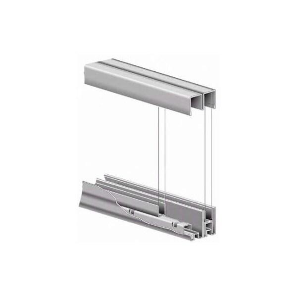 Shop Knape And Vogt P992 4 48 Long Sliding Cabinet Door Track