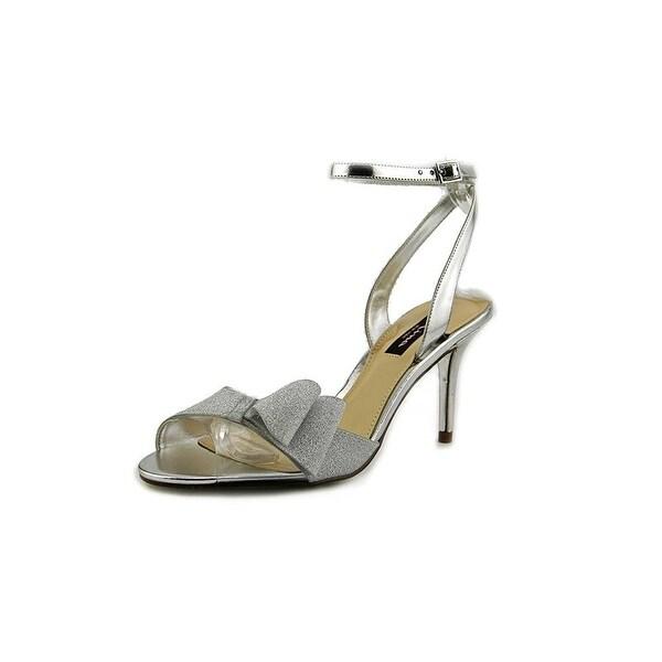 Nina Womens Falana Open Toe Ankle Strap D-orsay Pumps - 7.5