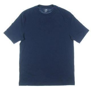 John Ashford Mens T-Shirt Crew Neck Short Sleeves