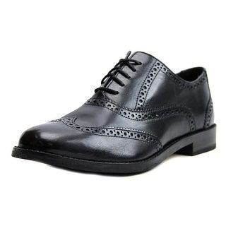 Cole Haan Skylar  C Wingtip Toe Leather  Oxford