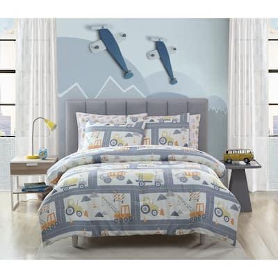 Taylor & Olive Kids Construction Comforter Set