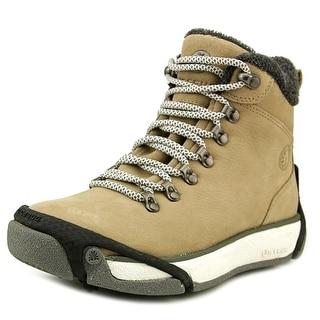 Icebug Saunter Bugweb Round Toe Leather Winter Boot