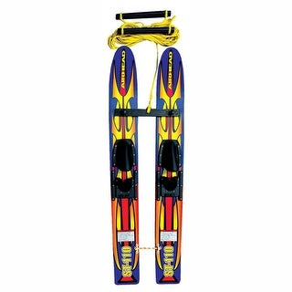 """Airhead Monsta Splash Trainer Skis Monsta Splash Trainer Skis"""