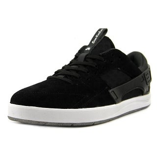 Nike Eric Koston Huarache Men Round Toe Synthetic Black Sneakers