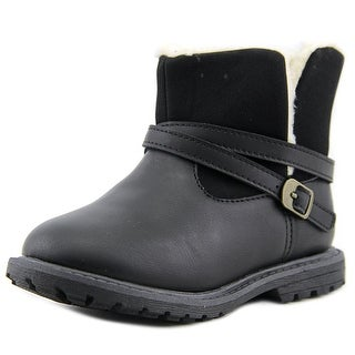 Osh Kosh Tess Round Toe Synthetic Winter Boot