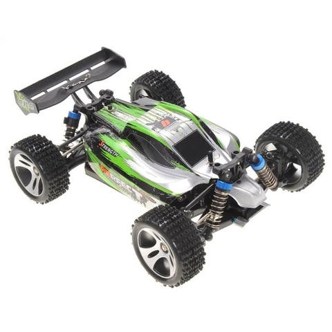 1:18 RC 2.4Gh 4WD Remote Control Off-Road Buggy (Green)