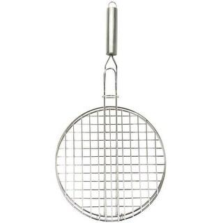 Traeger Pellet Grills Quesadilla Grilling Basket, Stainless Steel