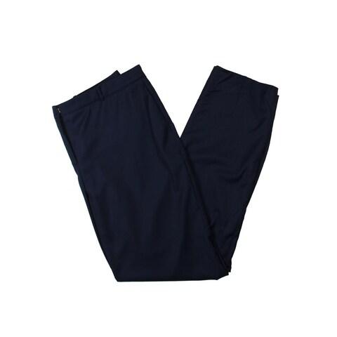 BOSS Hugo Boss Womens Tamea7 Trouser Pants Wool Stretch - 14