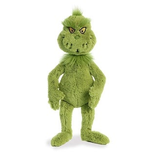 "Dr. Seuss - Grinch 18"" Plush Toy - multi"