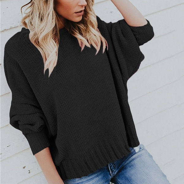 Women/'s Backless Lacing Long Sleeve Sweater Ladies Sweater Casual Blouse Tops