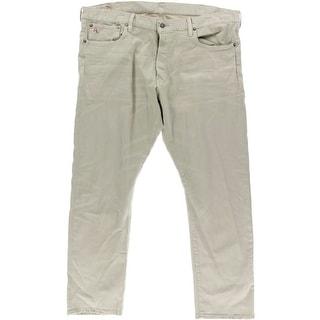Polo Ralph Lauren Mens Varick Straight Leg Jeans Slim Fit Classic Rise
