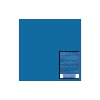 Coredinations Cdstk 12x12 Core Ess Marine Blue